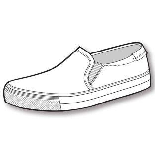 S/S 15 Design Direction: Boys' Key Items Footwear - Slip on skate shoe