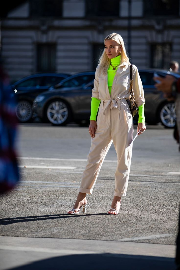 The best street-style looks of the Paris Fashion Week Spring 2019