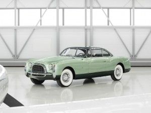 Chrysler Special Coupe by Ghia – 1953