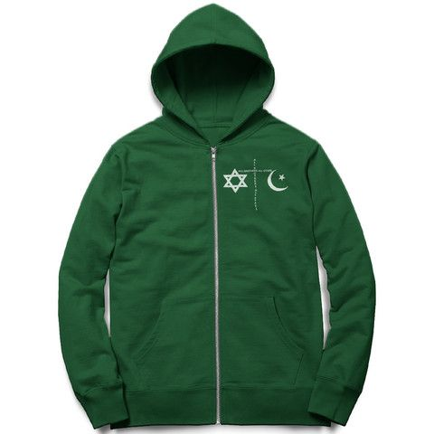 Religion Zip Hoodie – ALL BROTHERS ALL STARS