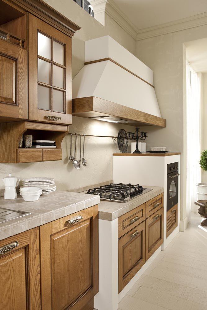 Stile #classico e #tradizionale, ecco la #cucina della collezione ...