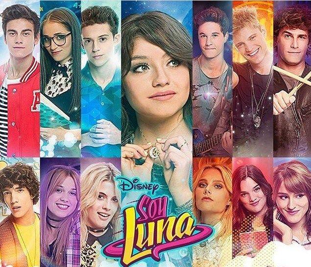 Epingle Par Marque Inconnue Sur Soy Luna Disney Channel Soy Luna Saison 2 Saison 2