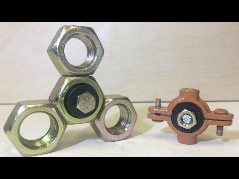 diy metal fidget spinners how to make hand spinner. Black Bedroom Furniture Sets. Home Design Ideas