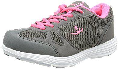 Chung Shi Duxfree Savannah, Chaussures de marche femme - Gris - Grau (grau/pink), 42 EU