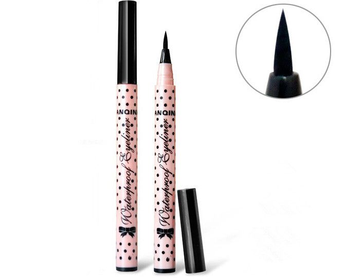 High quality Waterproof Black Eyeliner Liquid Eye Liner Pencil Pen Makeup Comestics Drop Shipping Cosmetic