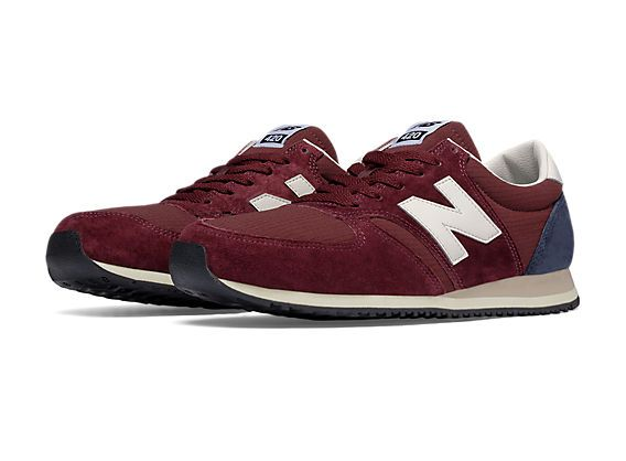 With a suede/mesh upper and rich colors like navy, burgundy and black, � New  Balance Womens ShoesNew ...