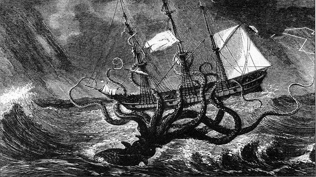 cool 11 Craziest Old Mythical Creatures