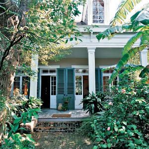 Colonial home.New Orleans, Dreams Home, French Doors, Construction Ideas, Down South, O' Brien Cottages, Creole House, Paper House, Ideas O' Brien