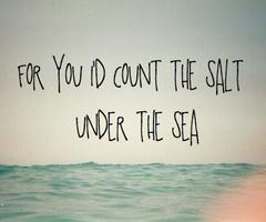\Photos Ideas, To My Husband, Quotes, Bathroom Wall, Letters Style, Sea Salts, Piercing The Veils, Lyrics, The Sea