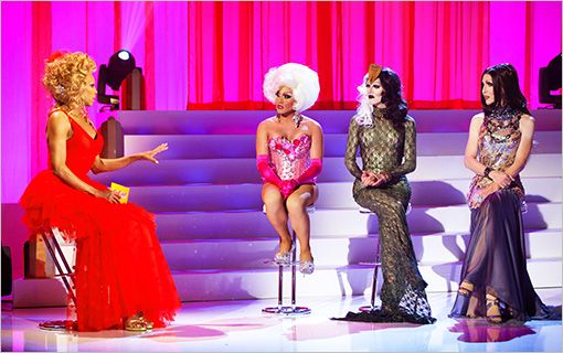 On the scene at 'RuPaul's Drag Race: Reunited': RuPaul crowns three America's Next Drag Superstar winners (for now)