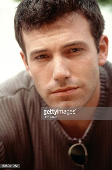 Actor Ben Affleck poses for a portrait circa 1995 in Los Angeles, California.