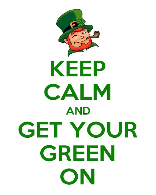 Get your green on