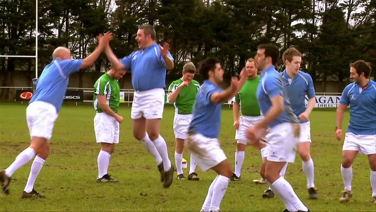 GAY SONG   Dead Cat Bounce - Rugby | Republic of Telly | RTÉ Two
