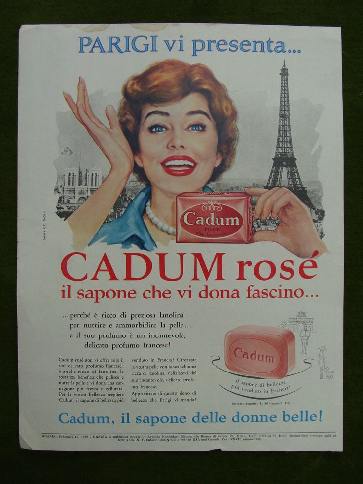 saponetta Cadum