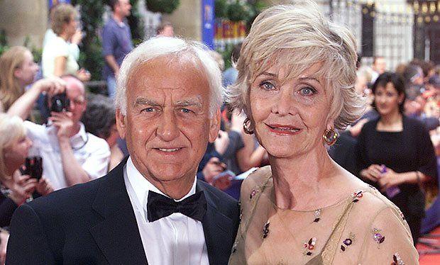 John Thaw & Sheila Hancock