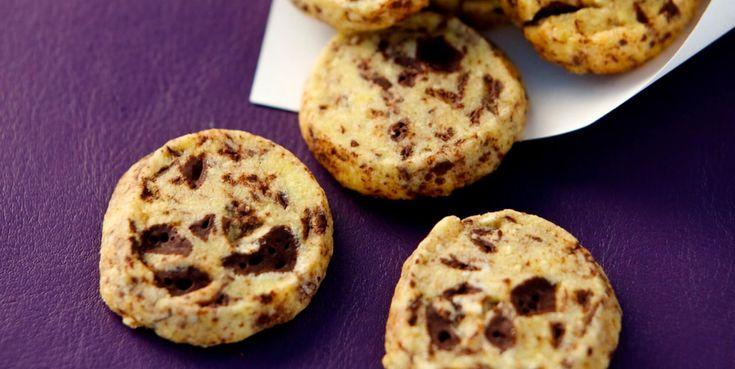 Fini's Feinstes - Rezeptsuche - Schokoladen-Cookies