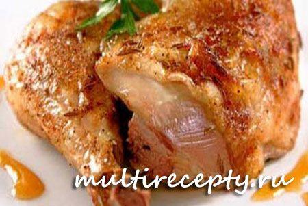 Куриные окорочка в мультиарке рецепты