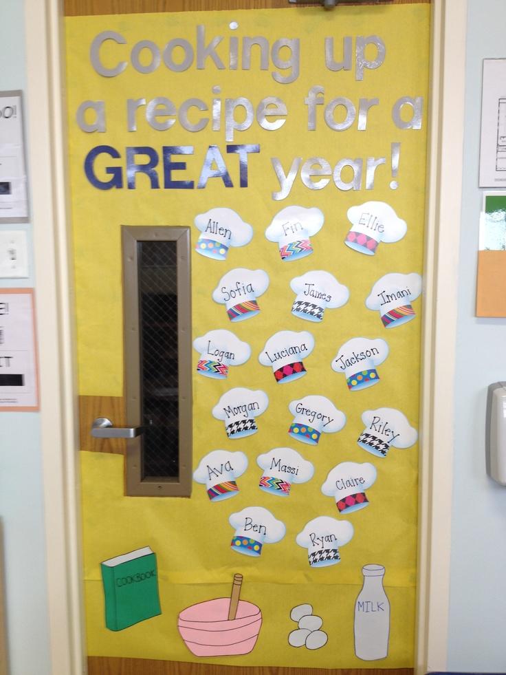 Classroom Cooking Ideas For Kindergarten ~ Best decoration kindergarten images on pinterest