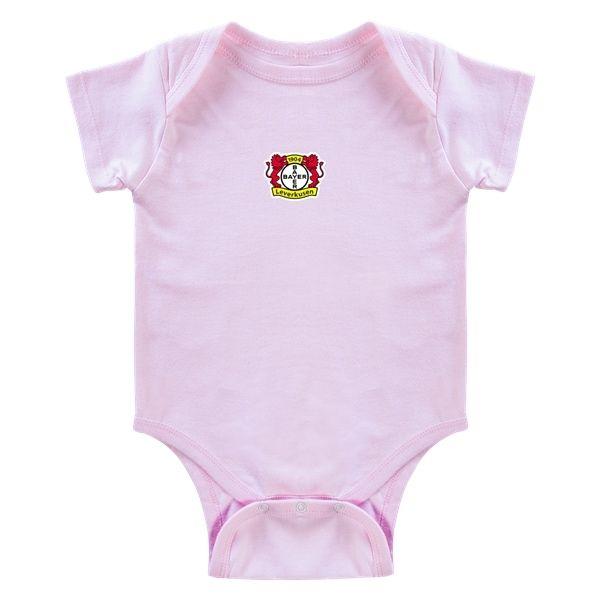 Bayer 04 Leverkusen Crest Onesie (Pink)