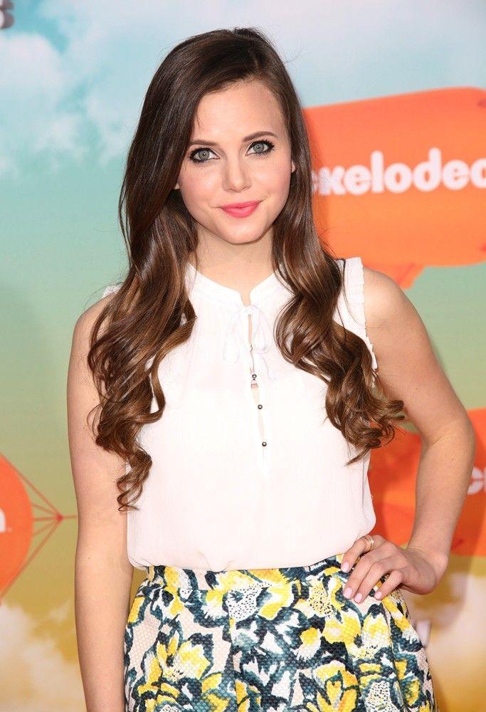 Tiffany Alvord Photo Shoot | Tiffany Alvord Picture 1 - Nickelodeon's 2016 Kids' Choice Awards ...