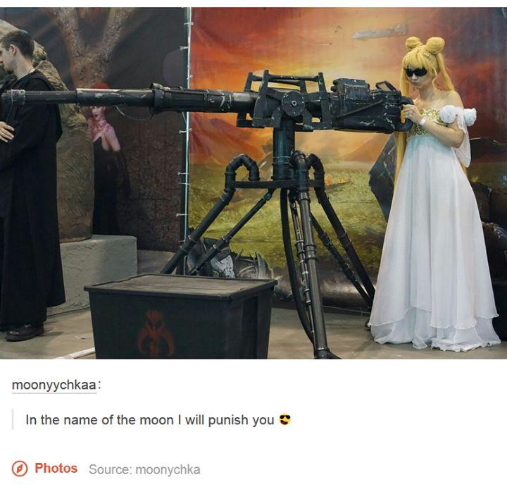 Sailor Moon Upgrades Her Arsenal http://ift.tt/1laVaOX