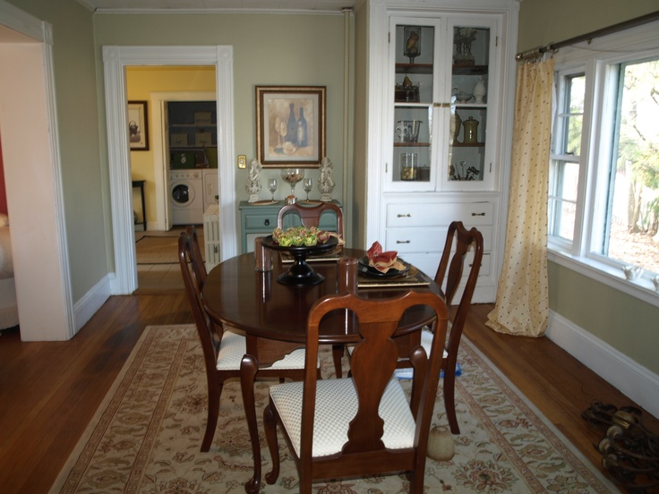Staged Dining Room Photos