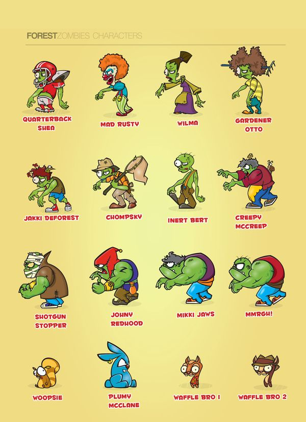 Character Design Zombie : Best ideas about zombie on pinterest behance