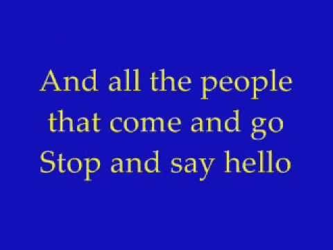 The Beatles- Penny Lane Lyrics