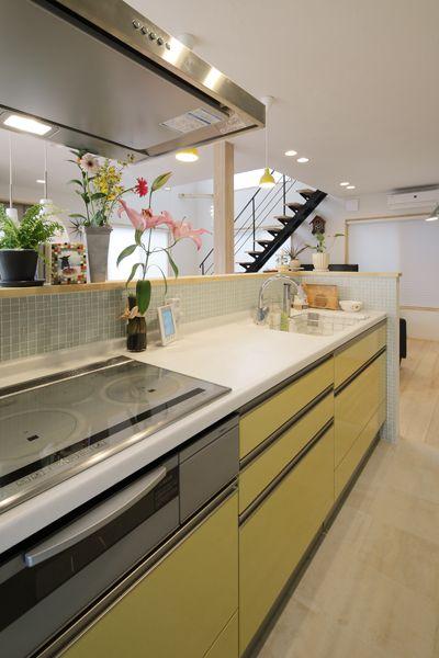 No.0311 「太陽の力を生かす」家 casa sole(新築・注文住宅) | リフォーム・マンションリフォームならLOHAS studio(ロハススタジオ) presented by OKUTA(オクタ)