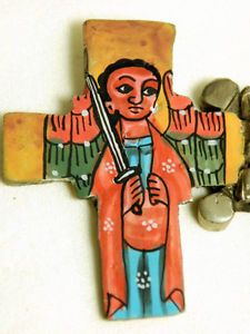 Ethiopian+Icons+Jesus | Ethiopian Coptic Metal Icon Orthodox, Pendant, Handmade Birth of Jesus ...