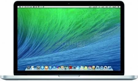 Ноутбук Apple MacBook Pro MF839RU/A (13.3 Retina/ Core i5 5257U 2700MHz/ 8192Mb/ Ssd 128Gb/ Intel Iris Graphics 6100 64Mb) Mac Os X 10.10 (Yosemite) [MF839RU/A]