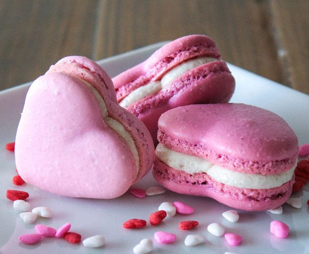15 Heart Shaped Valentine's Day Desserts