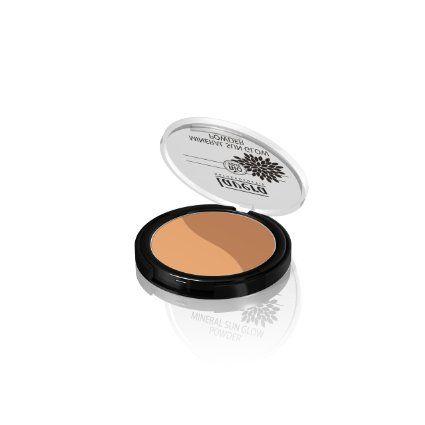 lavera Puder Mineral Sun Glow Bronzing Powder Sunset Kiss 02, Bräunungspuder, Make-Up 1er Pack (1 x 9 g): Amazon.de: Beauty