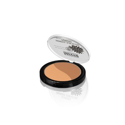 lavera Puder Mineral Sun Glow Bronzing Powder Sunset Kiss 02, Bräunungspuder, Make-Up 1er Pack (1 x 9 g): Amazon.de: Beauty