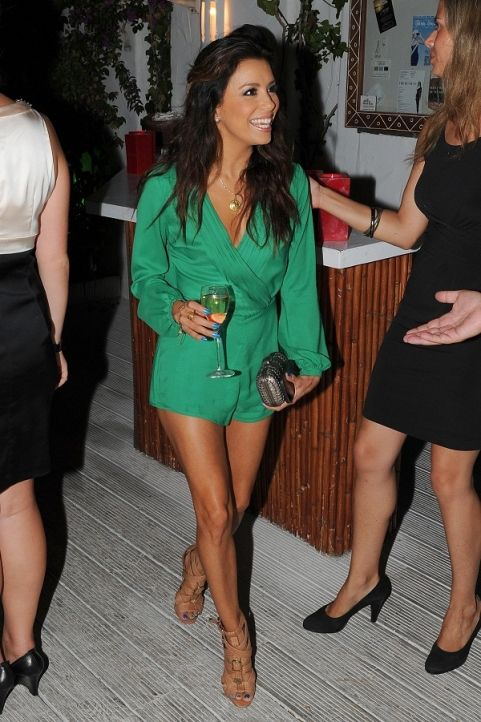 Eva Longoria, fab as always. #Spain