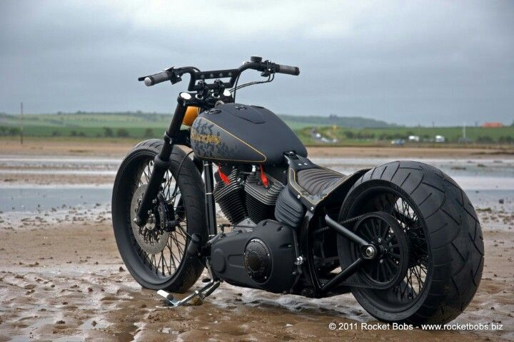 Harley Rocker made beautiful o'-O ~ ~ ~