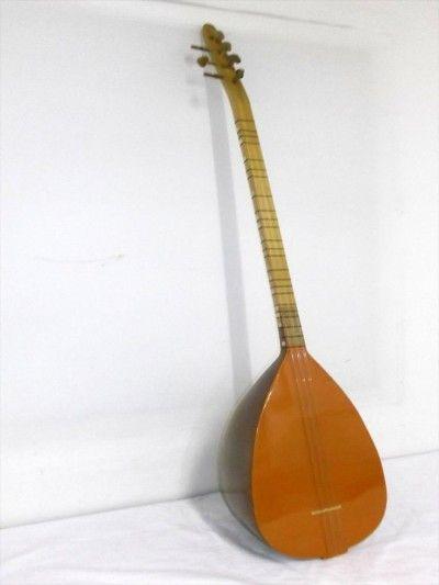 Turkish Saz String Instrument