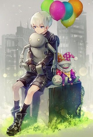 9s With A Stubby A Jester Machine And Emil Nier Nier