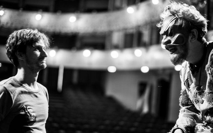 Arlecchino il servitore di due padroni in scena al Teatro Goldoni di Venezia dal 16 luglio al 2 ottobre 2015. #TSVeneto #TSV_goldoni (Ph: Serena Pea)