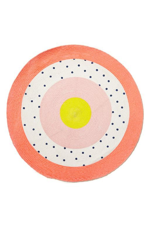 Circle Rug Want For Miss Iu0027s Room