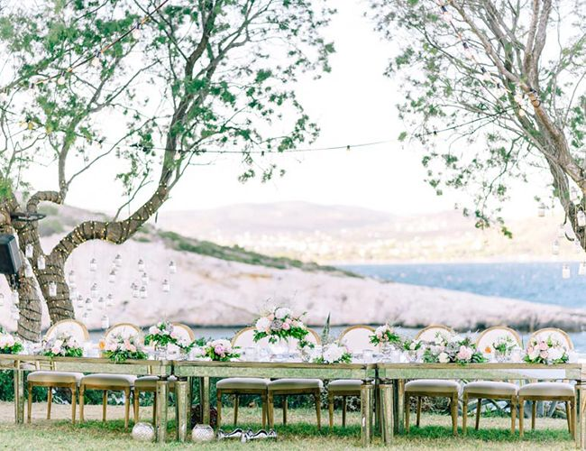 Luxe Destination Wedding in Athens, Greece