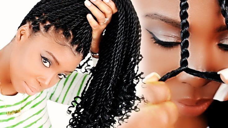 Best 25+ Short Senegalese Twist Ideas On Pinterest