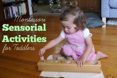 Montessori Sensorial Education