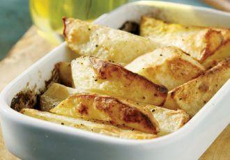 Μελωμένες πικάντικες πατάτες φούρνου-featured_image
