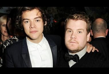 Harry Styles Is Going To Be On The Late Late Show With James Corden For An Entire Week | MTV UK