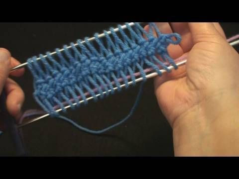 How to Make crochet HairPin Lace
