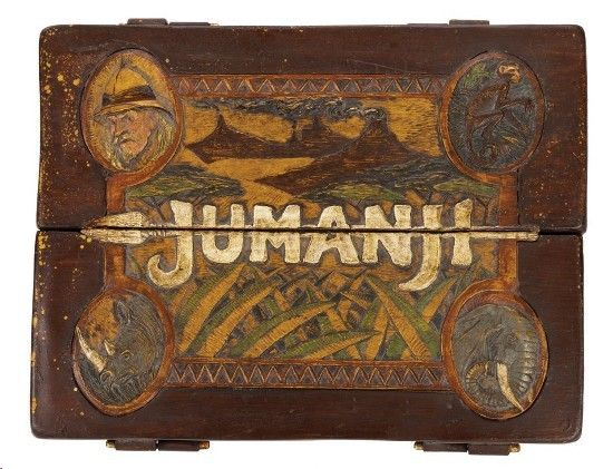 Original Jumanji board game - $50,000