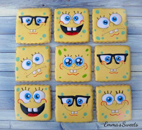 Boys Cookies – Emma's Sweets