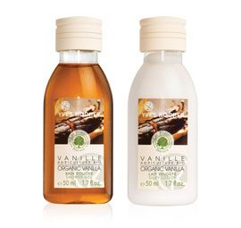 Organically Grown Vanilla Duo