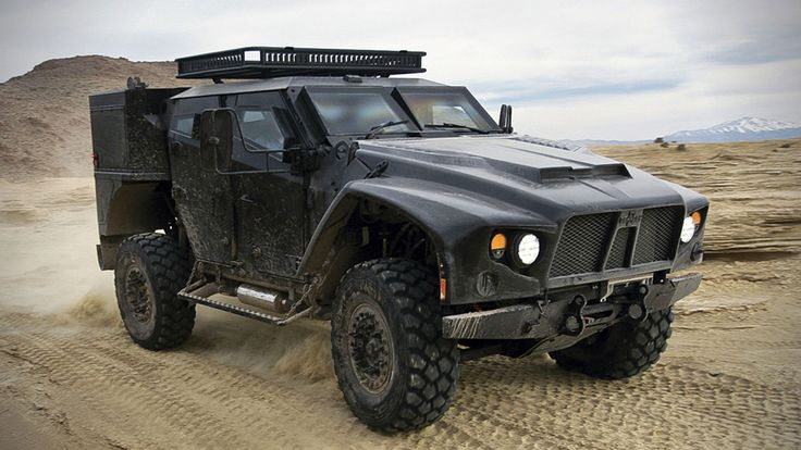 ** OSHKOSH DEFENSE LCTV MILITARY ATV ** The Wisconsin-based military contractor Oshkosh Defense have done it again their latest military ATV vehicle is lighter, faster and much more adaptabl...